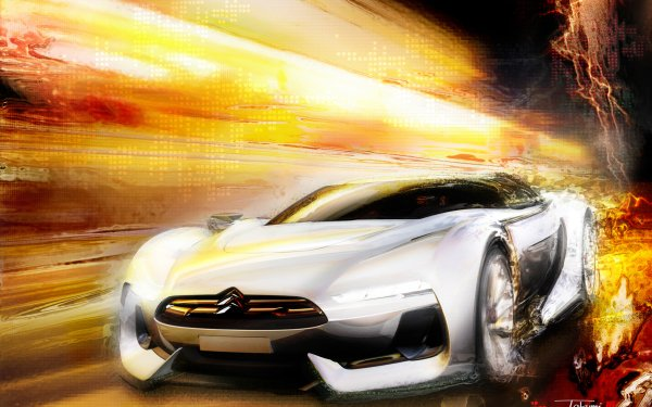 Vehicles Citroën HD Wallpaper   Background Image