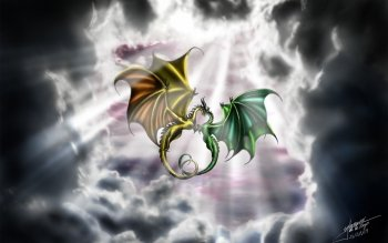 Fantasy - Dragon Wallpapers and Backgrounds ID : 188279