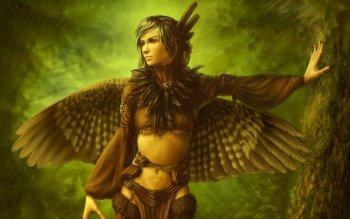 Fantasy - Women Wallpapers and Backgrounds ID : 188439