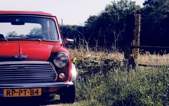Vehicles - Mini Cooper Wallpapers and Backgrounds ID : 188835