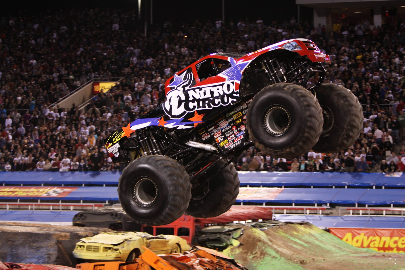monster truck wallpaper cool hd wallpapers