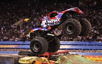 Vehicles - Monster Truck Wallpapers and Backgrounds ID : 189435