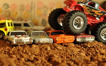 Vehicles - Monster Truck Wallpapers and Backgrounds ID : 189437