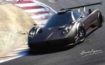 Vehicles - Pagani Wallpapers and Backgrounds ID : 189457