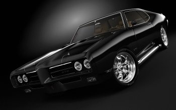 Vehicles - Pontiac Wallpapers and Backgrounds ID : 189499