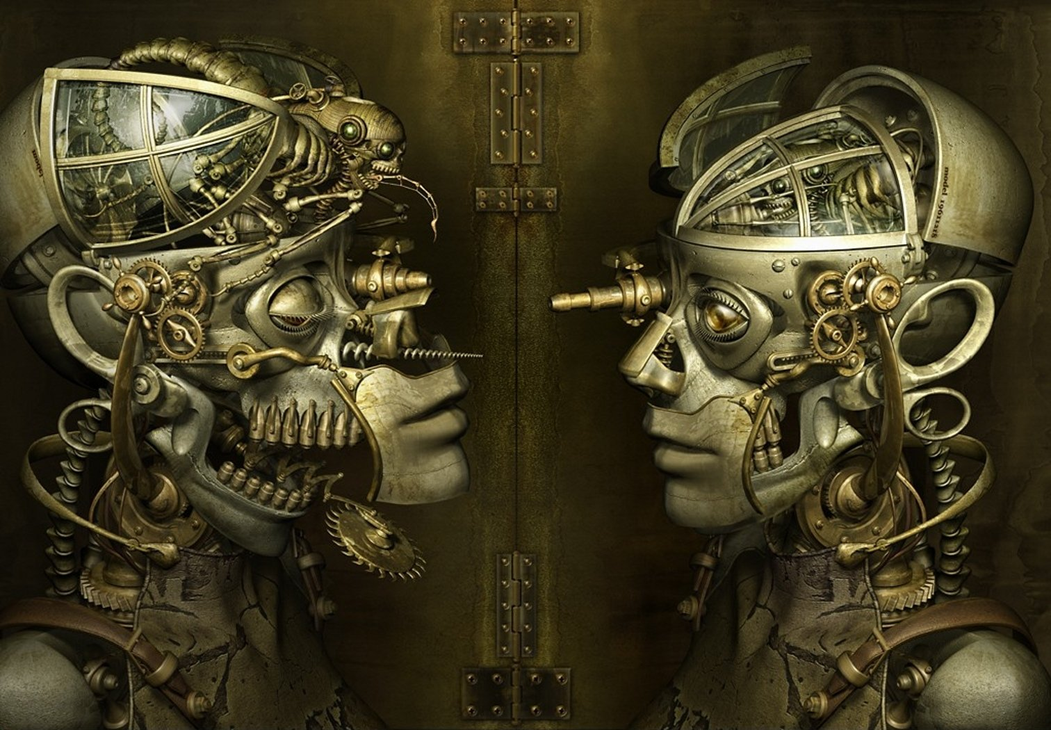 325 Steampunk Hd Wallpapers Background Images Wallpaper Abyss