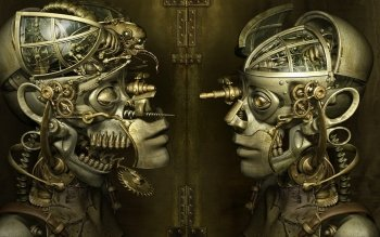 Sci Fi - Steampunk Wallpapers and Backgrounds ID : 190385