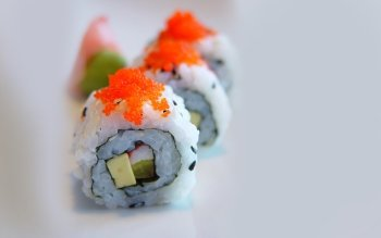 Alimento - Sushi Wallpapers and Backgrounds ID : 190475