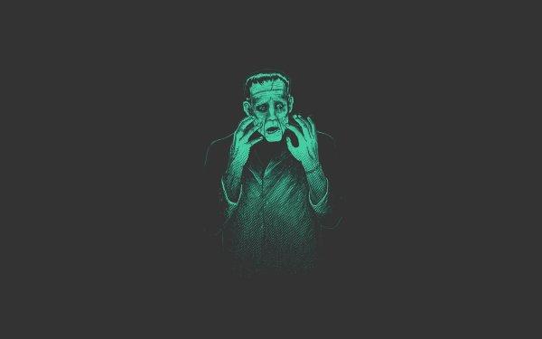 Oscuro Frankenstein Fondo de pantalla HD | Fondo de Escritorio