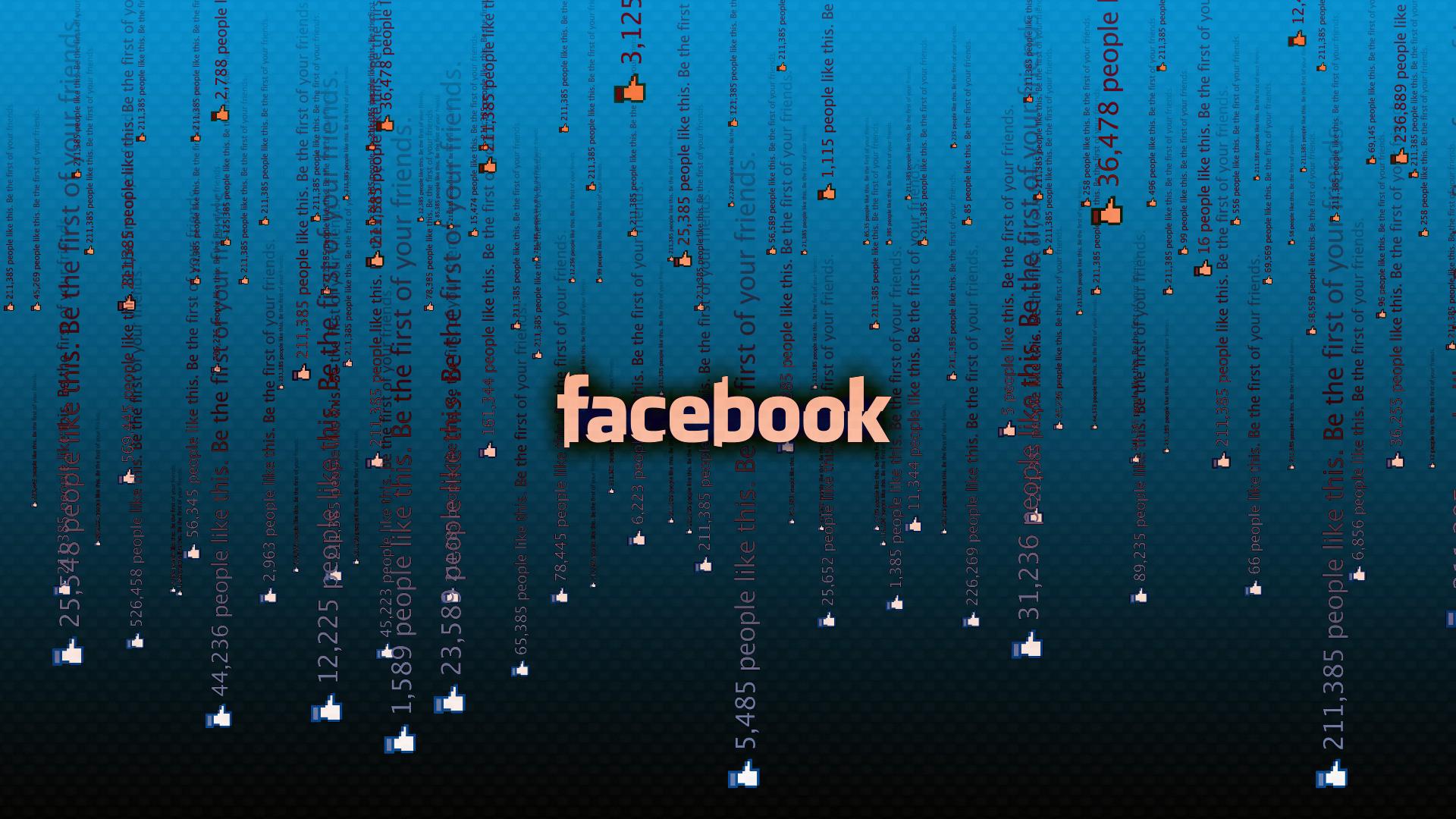 description facebook wallpaper is - photo #31