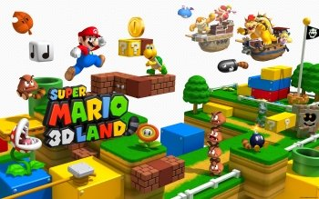 Video Game - Super Mario 3D Land Wallpapers and Backgrounds ID : 191215