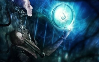 Sci Fi - Cyborg Wallpapers and Backgrounds ID : 191537