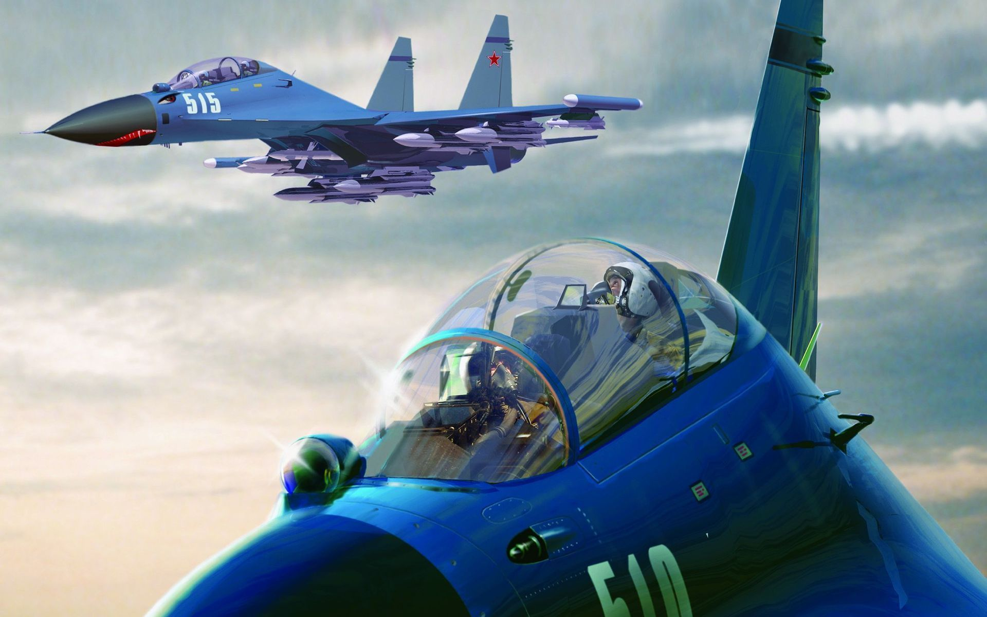 Mikoyan MiG-35 Full HD Wallpaper And Background Image