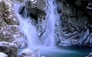 Earth - Waterfall Wallpapers and Backgrounds ID : 192537