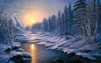 Artistisk - Winter Wallpapers and Backgrounds