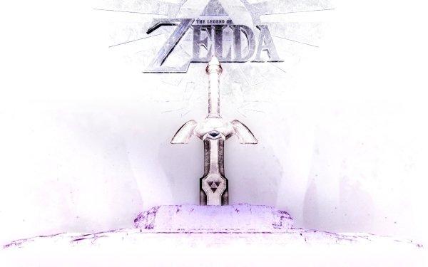 Video Game The Legend Of Zelda Zelda Master Sword HD Wallpaper   Background Image