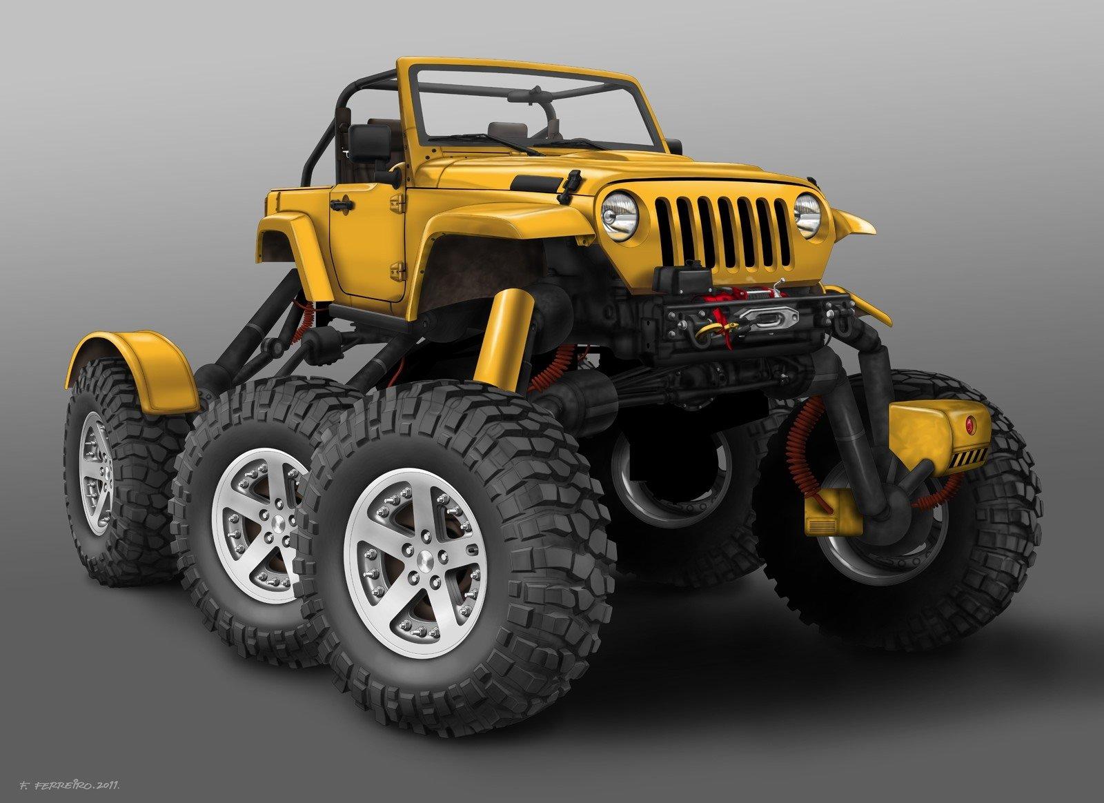 Hd wallpaper jeep - Hd Wallpaper Background Id 193059 1600x1164 Vehicles Jeep