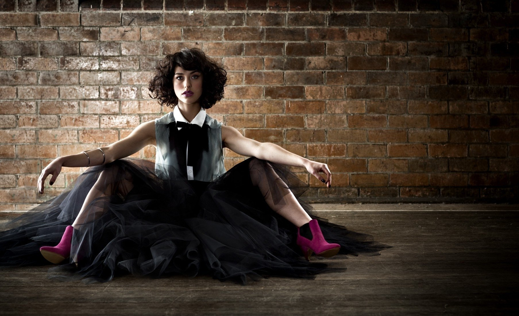 Music - Kimbra Johnson  Wallpaper