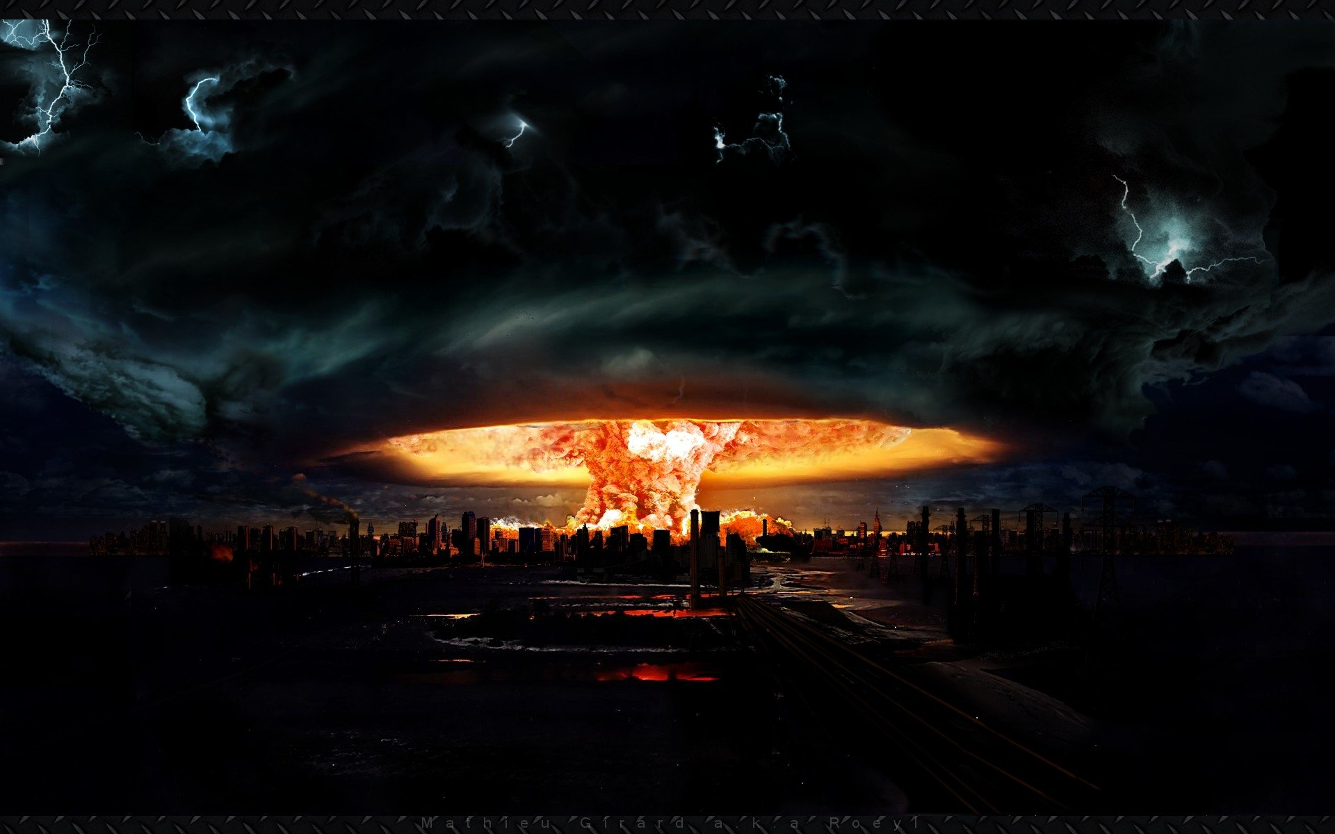 111 Apocalyptic Hd Wallpapers Background Images