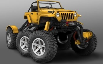 Vehicles - Jeep Wallpapers and Backgrounds ID : 193059