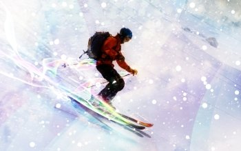 Deporte - Skiing Wallpapers and Backgrounds ID : 193505