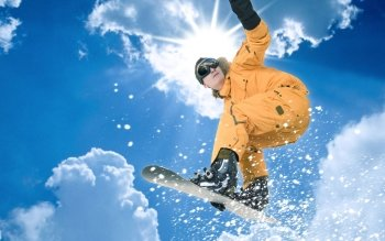 Sports - Snowboarding Wallpapers and Backgrounds ID : 193555