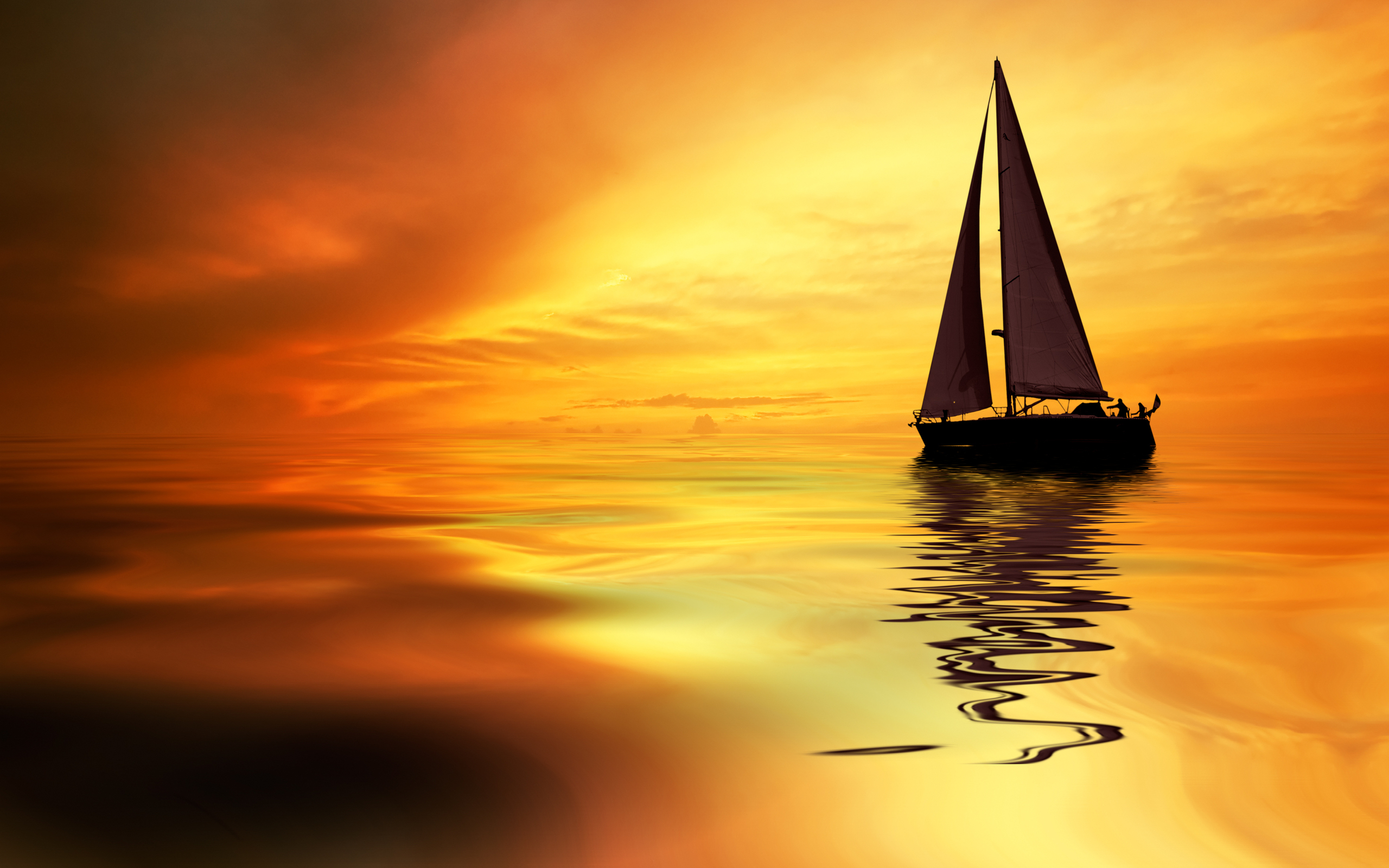 Boat Full HD Wallpaper and Background 2560x1600 ID194077