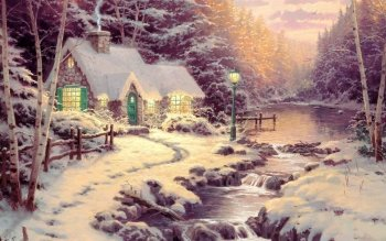 Artistic - Winter Wallpapers and Backgrounds ID : 194057