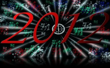 Holiday - New Year Wallpapers and Backgrounds ID : 194299