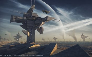 Sci Fi - Landscape Wallpapers and Backgrounds ID : 194495