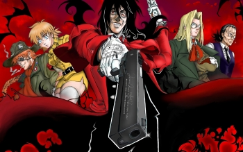 Anime - Hellsing Wallpapers and Backgrounds ID : 194565