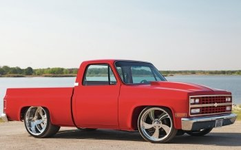 Vehicles - Chevy Wallpapers and Backgrounds ID : 194995