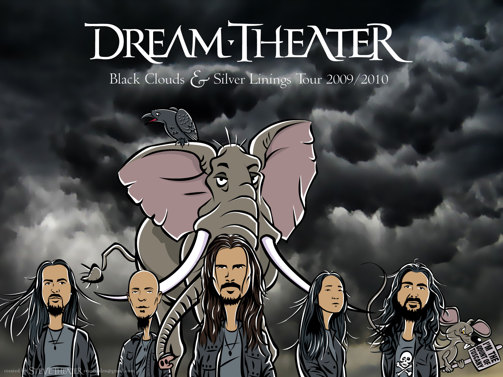 Best Of Dream Theater Wallpapers Hd For: Dream Theater Wallpaper And Background Image