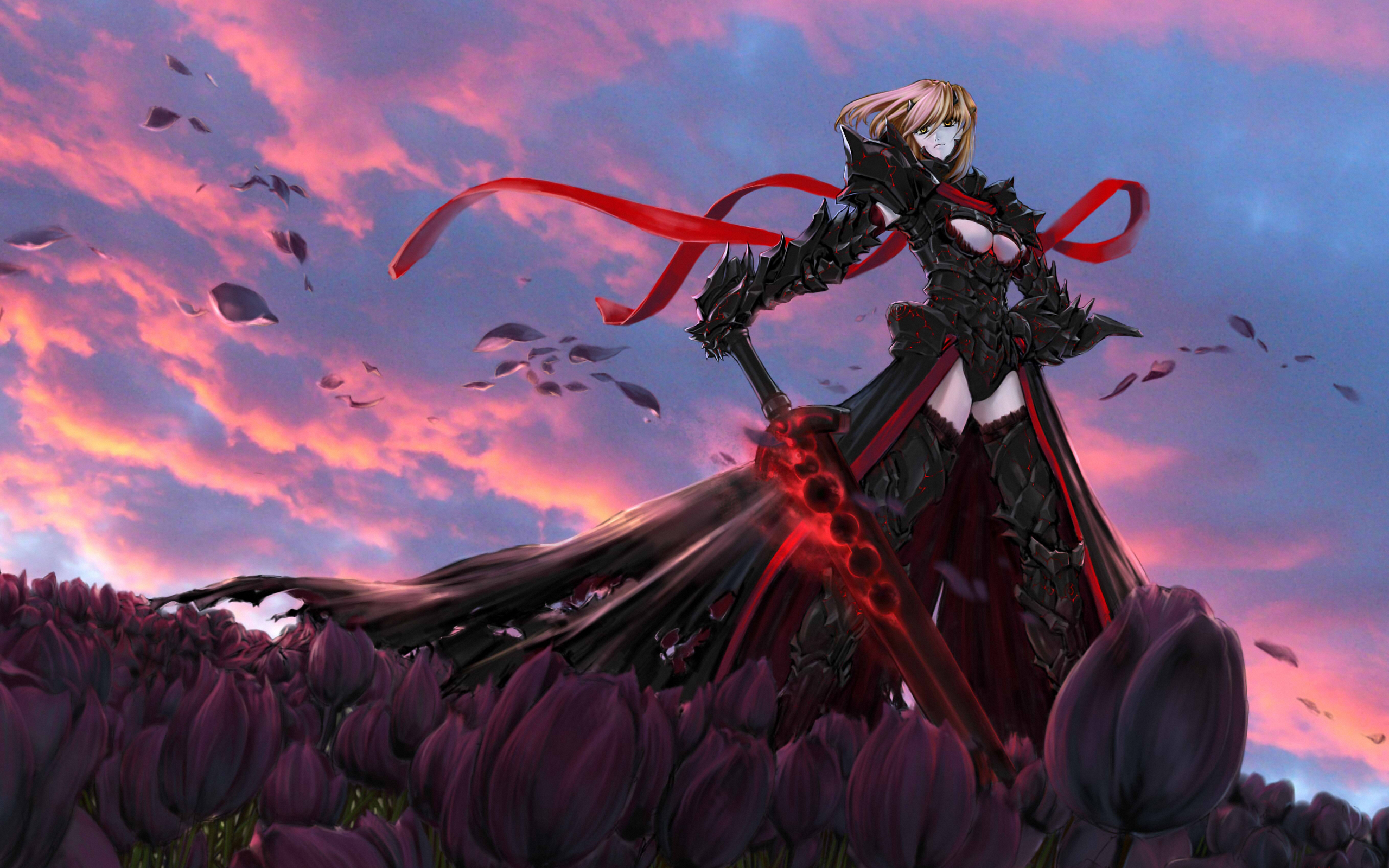 Fate stay night movie heaven 39 s feel hd wallpaper background image 2560x1600 id 195697 - Fate stay night wallpaper ...