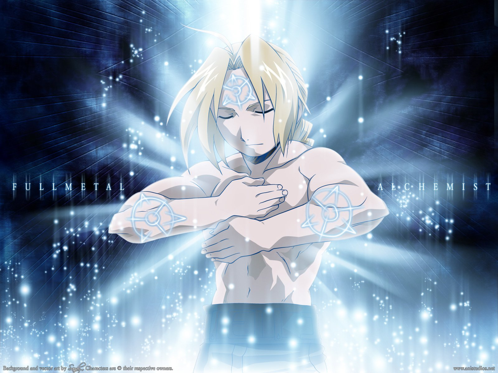 Anime - FullMetal Alchemist  Alchemy Wallpaper