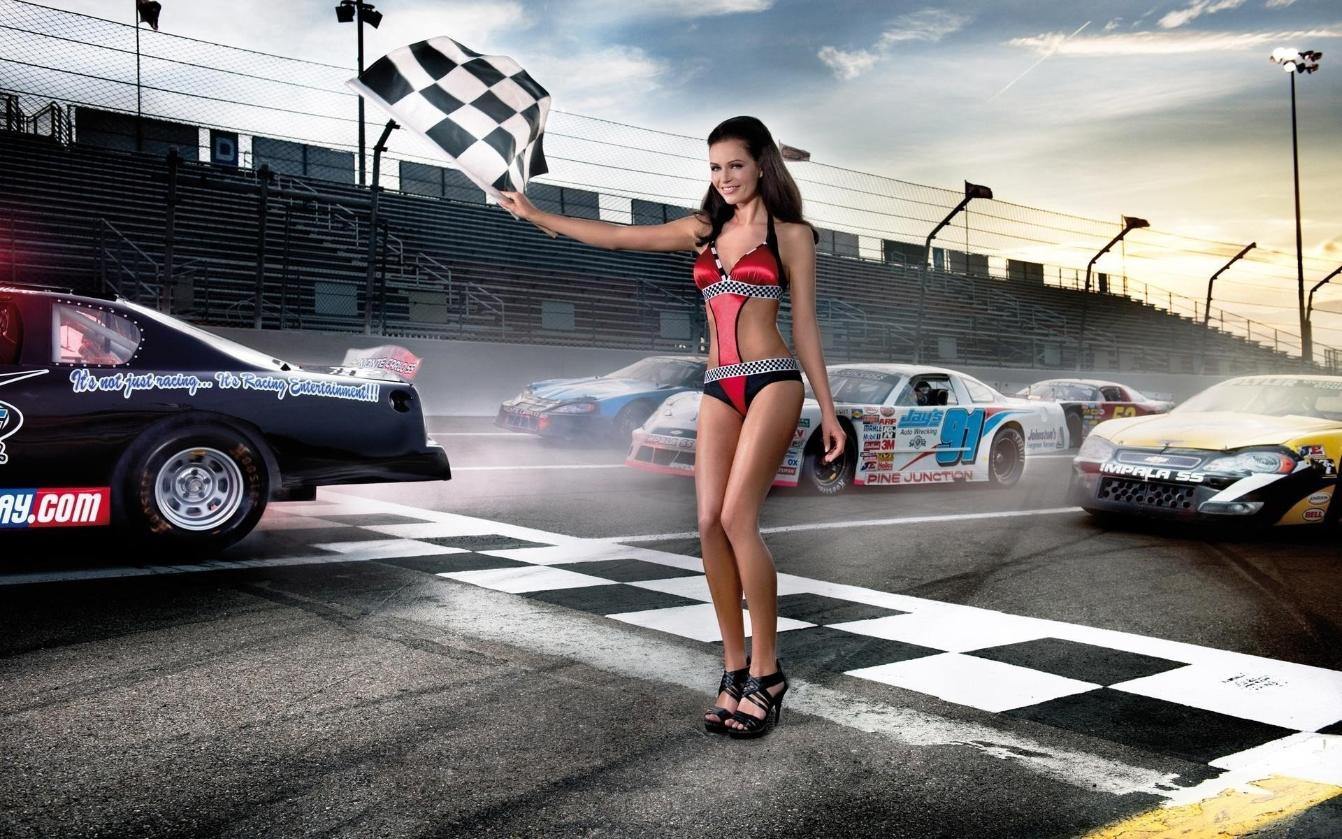 grid girls hd wallpapers - photo #15