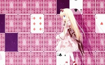 Anime - Alice In Wonderland Wallpapers and Backgrounds ID : 195059