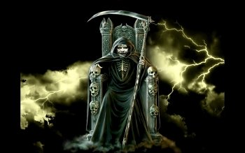 Donker - Grim Reaper Wallpapers and Backgrounds ID : 195237