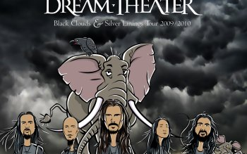 Музыка - Dream Theater Wallpapers and Backgrounds ID : 195475