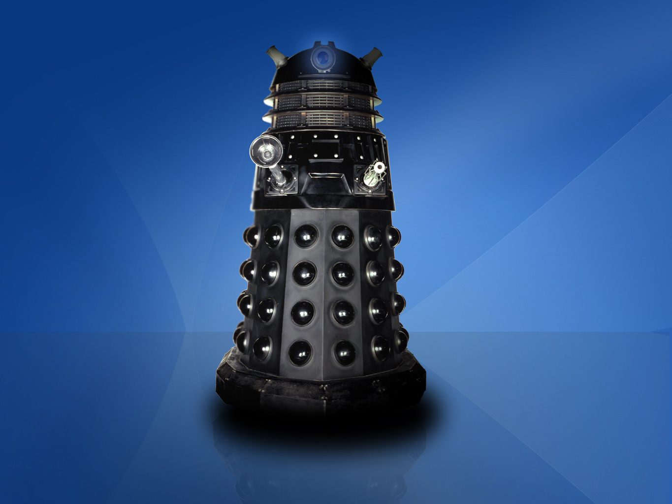 Black dalek wallpaper and background image 1365x1024 - Doctor who dalek pics ...