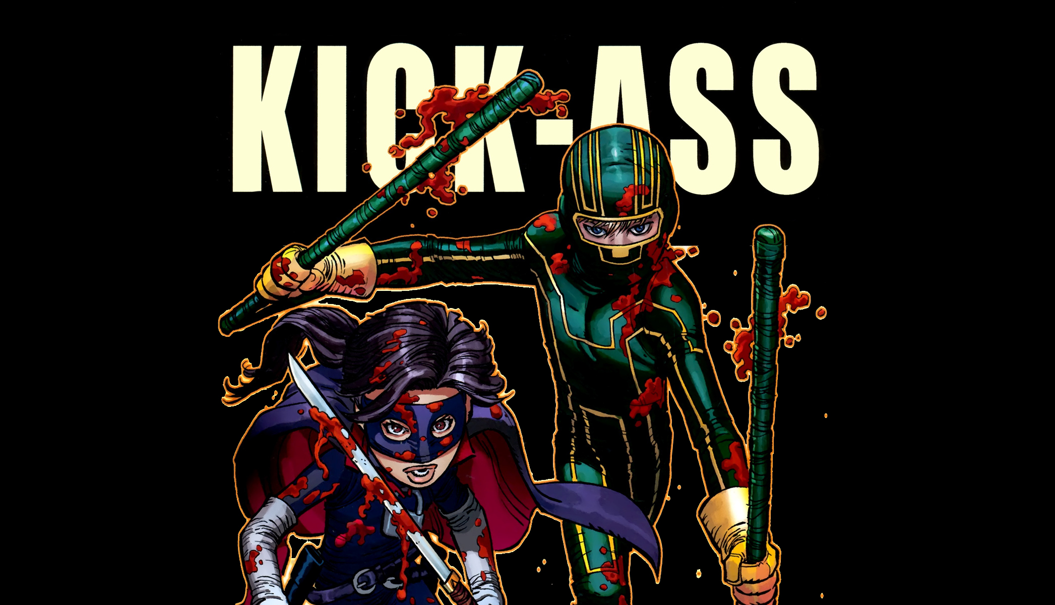 Movie - Kick-Ass  - Superhero - Comics Wallpaper