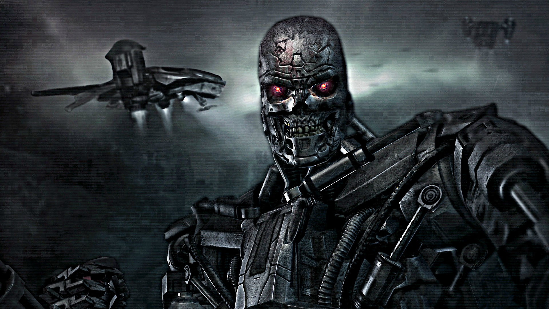 Terminator hd wallpaper background image 1920x1080 id 196999 wallpaper abyss - Terminator 2 wallpaper hd ...