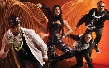 Musica - The Black Eyed Peas Wallpapers and Backgrounds ID : 196105