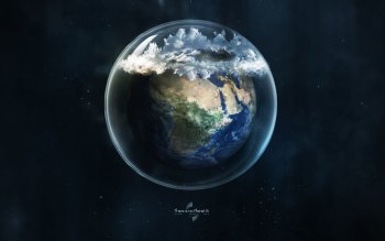 Earth - Artistic Wallpapers and Backgrounds ID : 196397