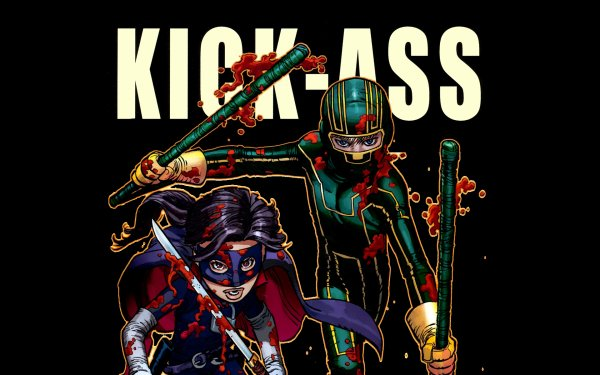 Movie Kick-Ass Superhero Comics HD Wallpaper | Background Image