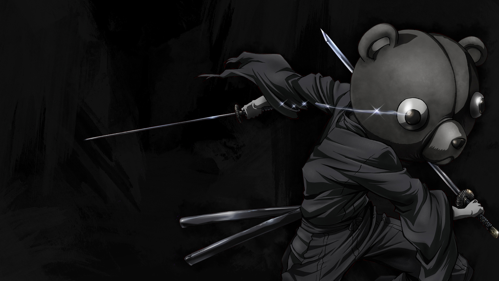afro samurai wallpaper and background image | 1600x900 | id:197557