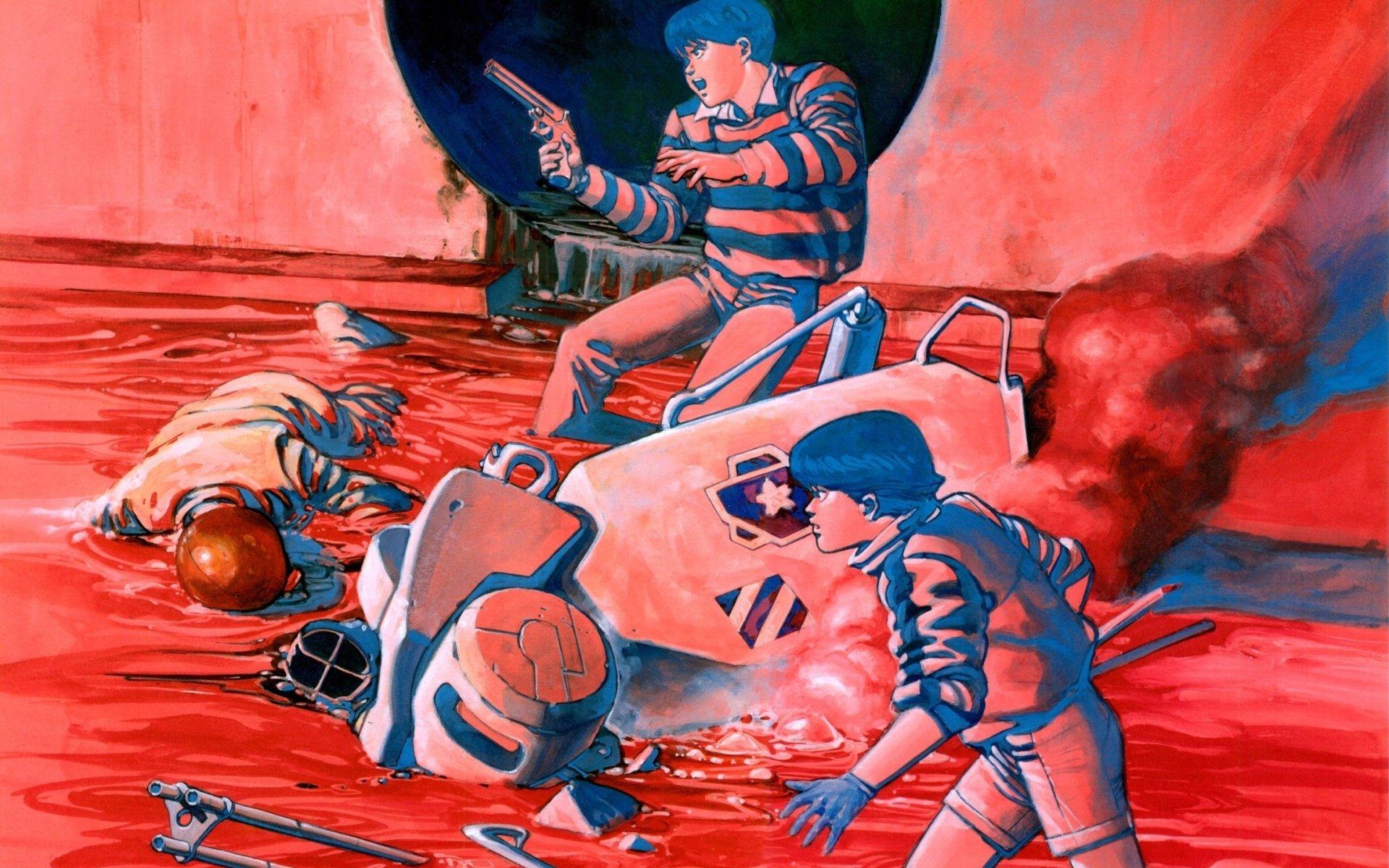 Anime - Akira  Wallpaper