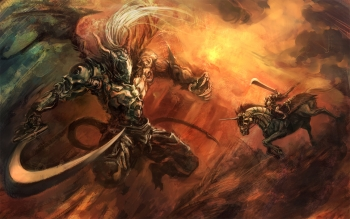 Video Game - Darksiders Wallpapers and Backgrounds ID : 197525
