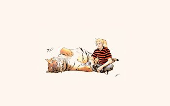 Cartoon - Calvin And Hobbes Wallpapers and Backgrounds ID : 197777