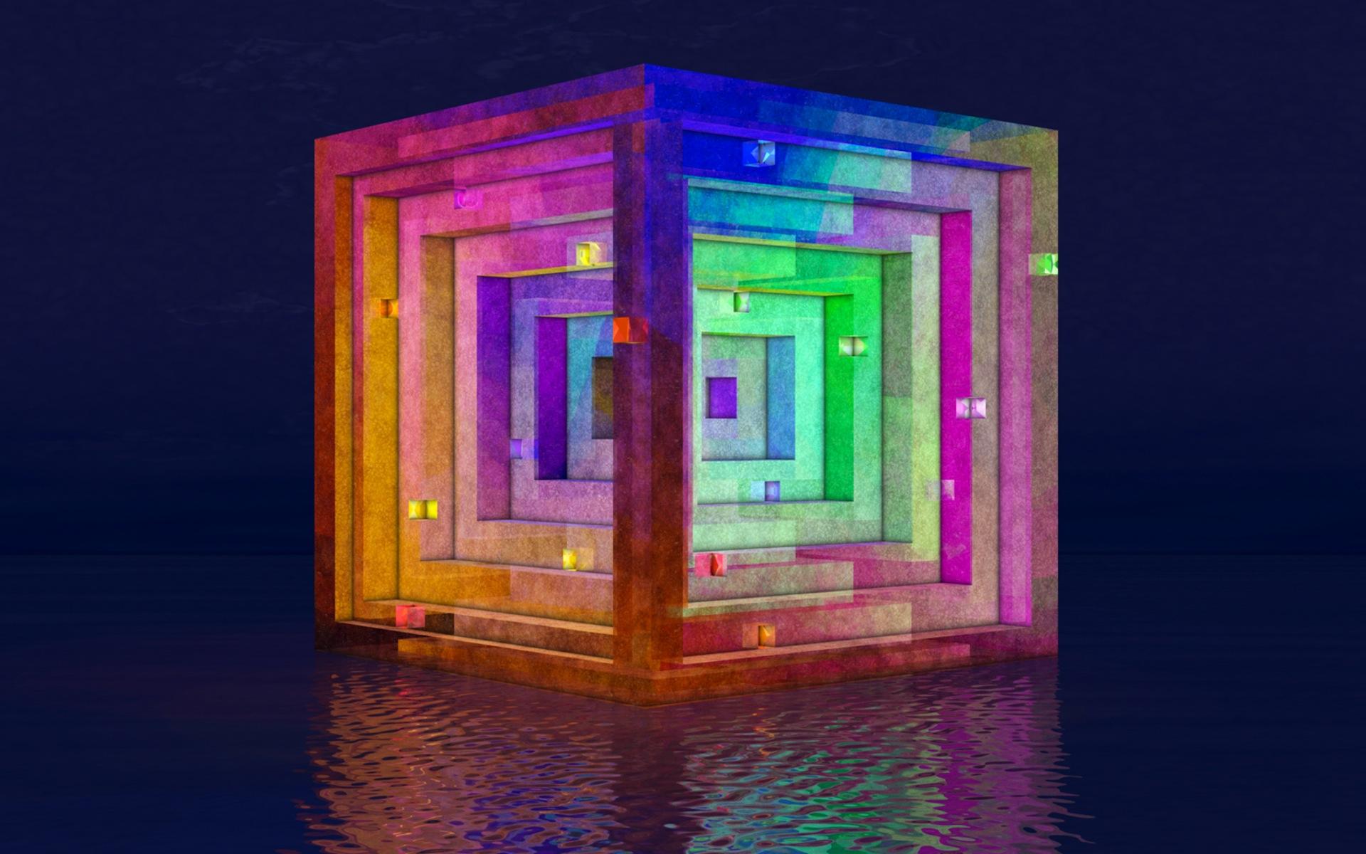 cube computer wallpapers desktop - photo #18